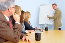 reuniones para ejecutivos