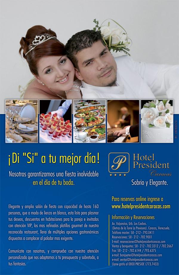 Disfruta tu boda con nosotros